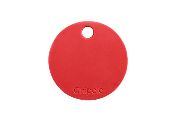 Chipolo Nothing is lost Tracking Device, Cherry Red