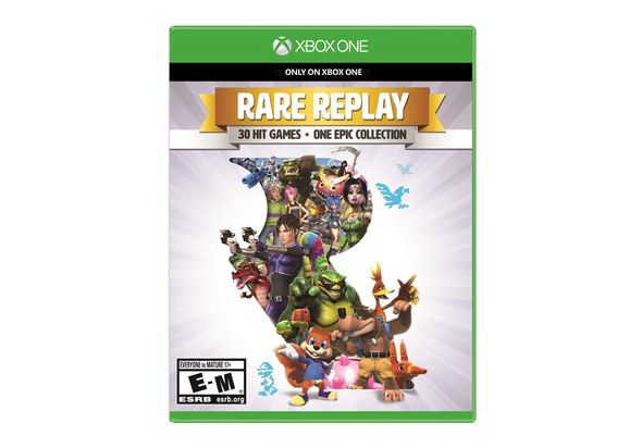 Rare Replay for Xbox1