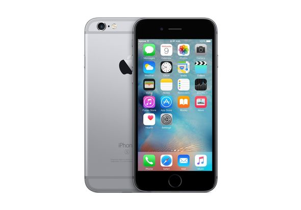 Apple iPhone 6s 16GB 4G LTE, Space Gray