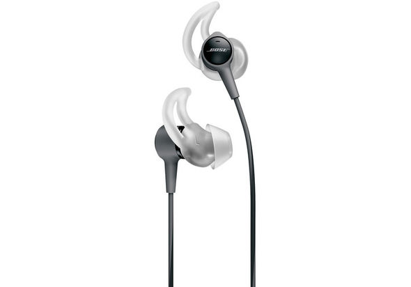 Bose SoundTrue Ultra In-Ear Headphones for Apple Devices, Black