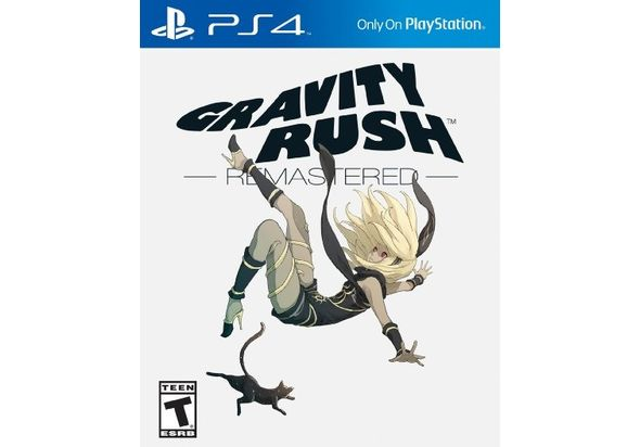 Gravity Rush™ Remastered - Playstation 4