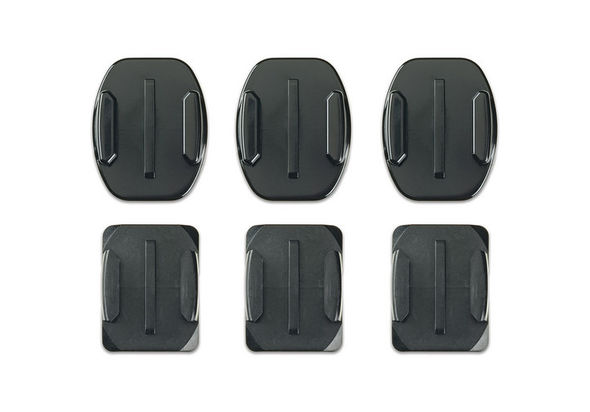 GoPro Flat+ Curved Adhesive Mounts