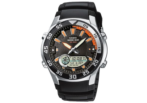 Casio AMW-710-1A Watch