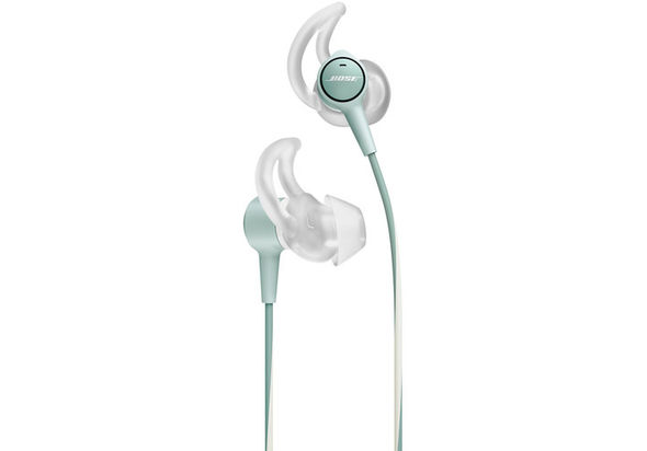 Bose SoundTrue Ultra In-Ear Headphones for Apple Devices, Frost