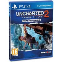 Uncharted 2 Among Thieves for PS4