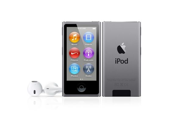 Apple ME971AB/A IPod nano