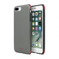 Tumi Protection Case for iPhone 7, Brushed Gunmetal/Red