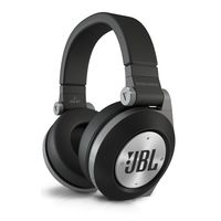 JBL Synchros E50BT Over-ear, Bluetooth headphones, Black