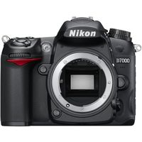 Nikon D7000 Body Only (16.2 Megapixel, SLR Camera, Black)