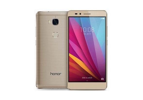 Huawei Honor 5X Smartphone, Gold