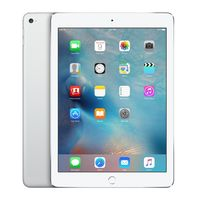 Apple iPad Air 2 Wi-Fi,  silver, 128 gb