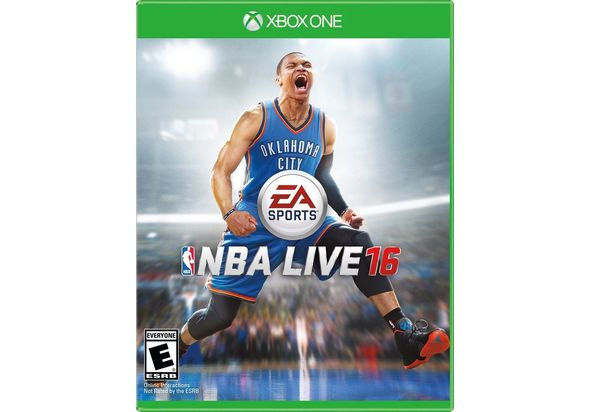 NBA Live 16 for Xbox 1