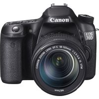Canon EOS 70D 18-135 IS Lens