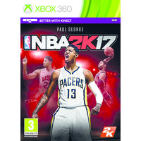 NBA 2K17 for Xbox 360