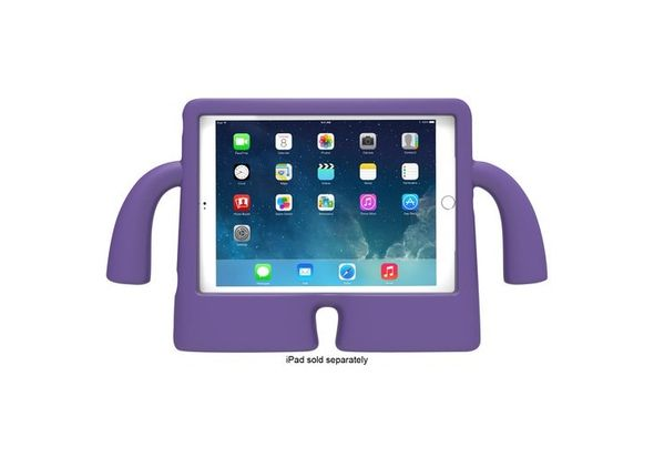 Speck iGuy Case for Apple iPad Air 2, Grape