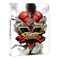 Street Fighter V Steelbook Edition for PS4