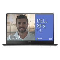 "Dell 13-XPS-0982 i7, 16GB, 1TBSSD, Win10, 13"" Laptop, Silver"