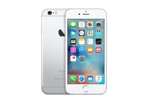 Emirates Employee Platinum Card Offer - Apple iPhone 6s 16GB 4G LTE, Silver