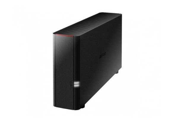 Buffalo LinkStation 210 3TB (1 x 3TB) 1 Bay Desktop NAS