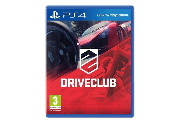 Driveclub+ Infamous Second Son for PS4