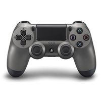 Sony PS4 Wireless DualShock Controller, Steel Black