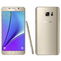 Samsung Galaxy Note 5 Smartphone, Gold,  gold, 32 gb