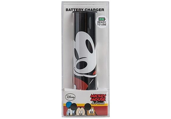 Tribe Power Bank 2600mAh, Mickey Mouse