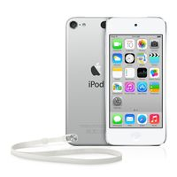 Apple iPod touch 16GB, White and Silver