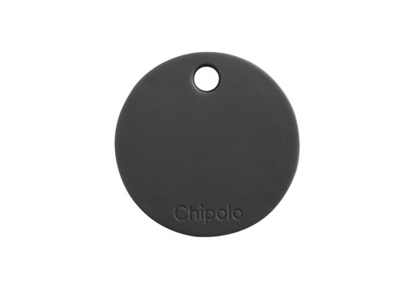 Chipolo Nothing is lost Tracking Device, Jet Black