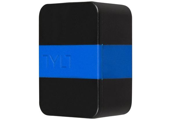 Tylt 4.2A-WALL travel charger, Blue