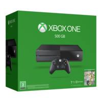 Microsoft Xbox One 500GB Console+ Fifa17 game+ 3 months live gold membership+ Wireless Controller
