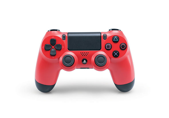 Sony - PS4 CONTROLLER RED