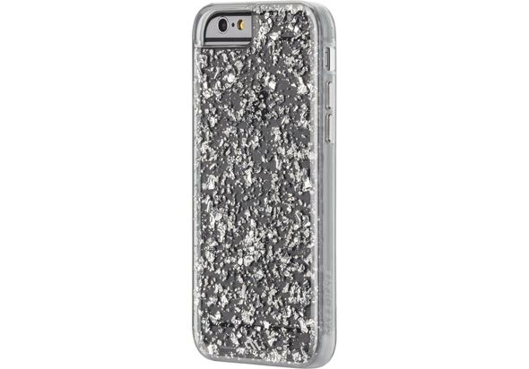 Case-Mate Hard Back Case Cover for Apple iPhone 6 Plus, Sterling