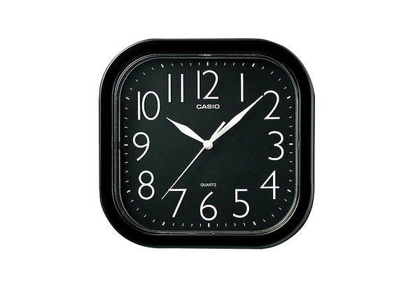 Casio IQ02-1R Wall Clock