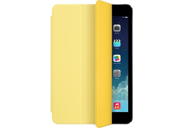 iPad mini Smart Cover- Yellow