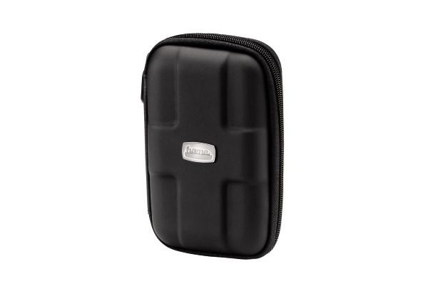 Hama EVA HDD Case, 2.5  , black
