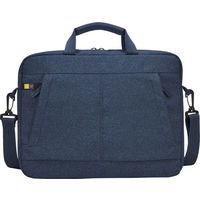 "Case Logic Huxton 14"" Laptop Attache, Blue"