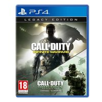 Pre Order Call of Duty: Infinite Warfare Legacy Edition for PS4