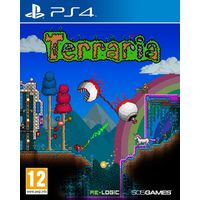 Terraria for PS4