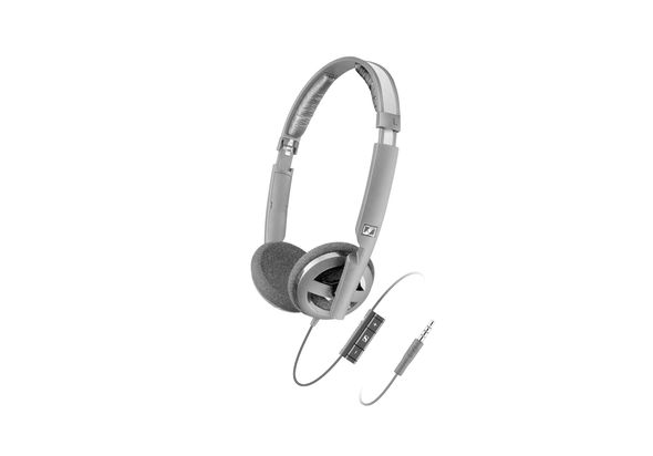 Sennheiser Px 100-II i Light Weight Supra-Aural Headset with 3 Button Control (Black)