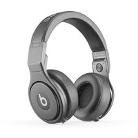 Beats Pro Over-Ear Headphones, Black