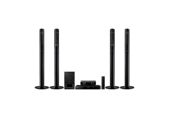 Samsung HT-J5550WK 1000 W Smart Blu-ray Home Theater System
