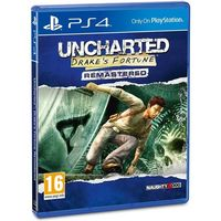 Uncharted Drake's Fortune for PS4