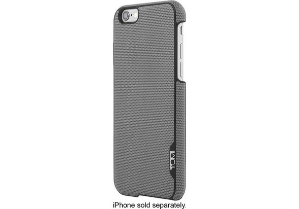 Tumi Snap Case for Apple iPhone 6 and 6s, Gray