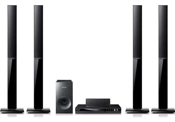 Samsung HT-E355 Tall Boy Home Theatre System