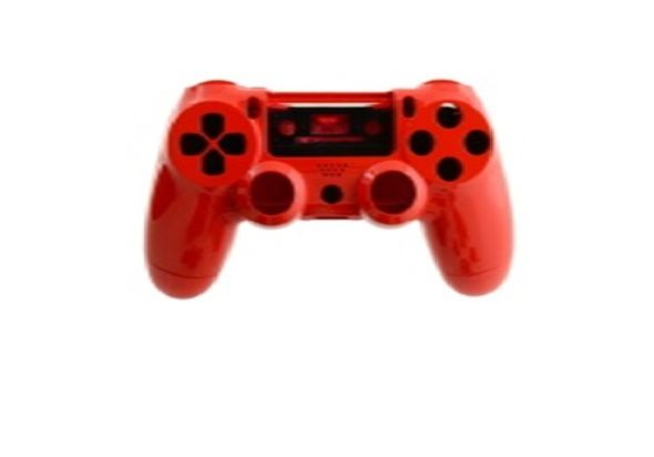 4Gamers PS4 Hard Shell Controller Case, Red