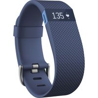 Fitbit Charge HR Activity Tracker+ Heart Rate Large, Blue