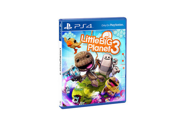 Little Big Planet 3 for PS4