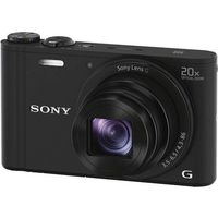 Sony DSCWx350 Digital Camera Black