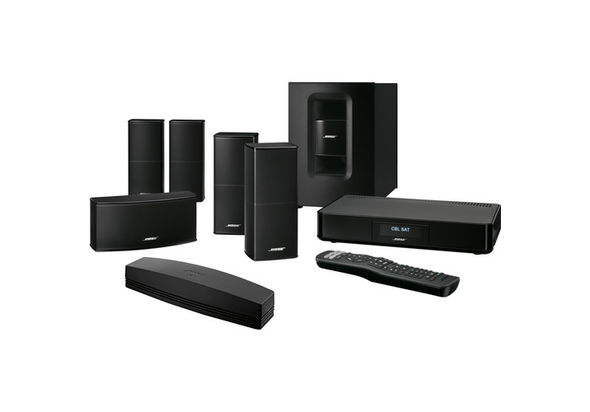 Bose SoundTouch 520 Home Theatre System, Black